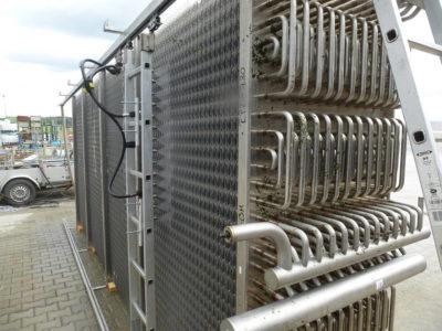 AX Cleaner para evaporador de congelación