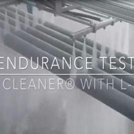 Test d'endurance échangeur