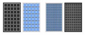compatibilité panneaux solaire