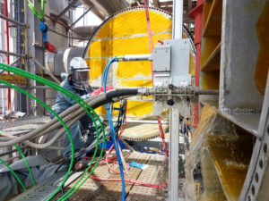 Nettoyage automatique échangeur thermique
