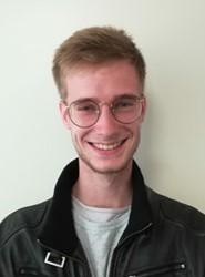 Romain, ingénieur Centrale en formation, effectue un stage chez AS-System