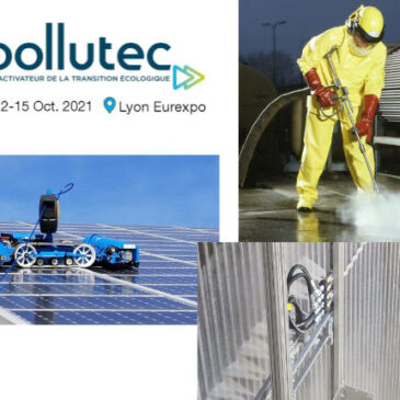 AX-System at Pollutec meeting 2021