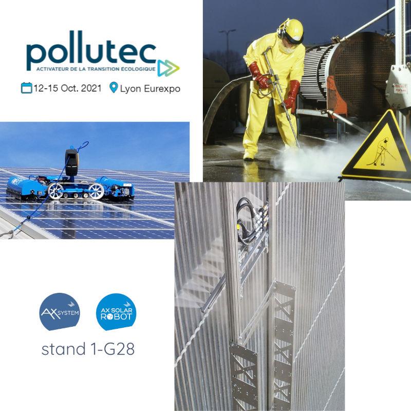 AX System, Pollutec 2021